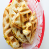 Waffled Breakfast Quesadilla