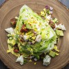 Wedge Salad With Deviled Egg Dressing and Crab