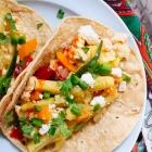 Veggie Breakfast Tacos