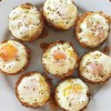 Sweet Potato Hash Brown Egg Cups