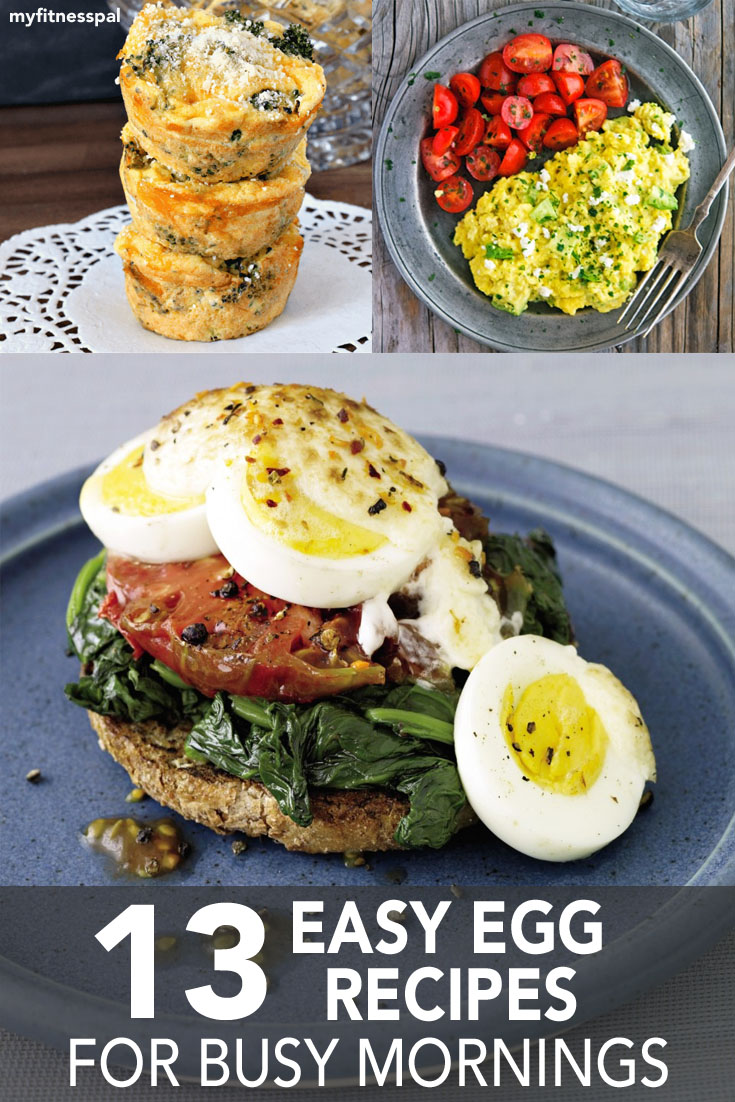 13 Easy Egg Recipes For Busy Morning Dakota Layers Your South